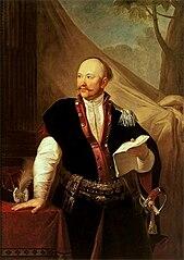 Portrait of Stanisław Kublicki.