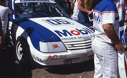 Holden Commodore (VK) - Wikiwand