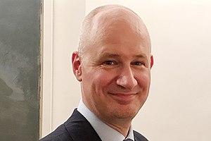 Peter Wilson (diplomat) - Image: Peter Wilson (diplomat)