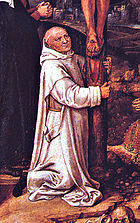 Peter blomevenna ausschnitt woensam christus am kreuz 1535