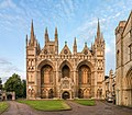 Peterborough Cathedral Exterior 1, Cambridgeshire, UK - Diliff.jpg