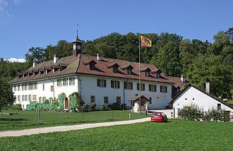 Twann-Tüscherz - Former Clunic Priory