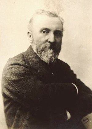 Henri Chapu - Henri Chapu; photograph by Pierre Petit