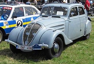 Peugeot 302 - Peugeot 302