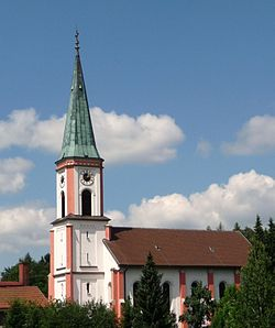 Saint Walburga Church