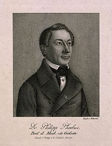 Philipp Phoebus. Lithograph by (G.). Wellcome V0004649.jpg
