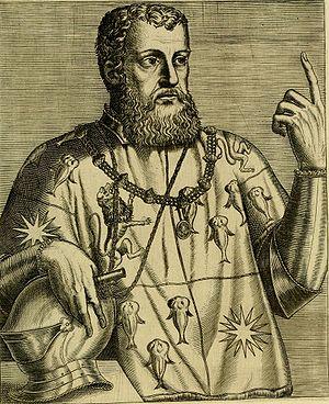 Philippe de Chabot - As depicted in Les vrais pourtraits et vies des hommes illustres grecz, latins et payens (1584) by André Thevet.