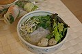 Pho and spring roll (3372062757).jpg