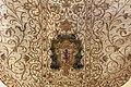 Pianeta con stemma del vescovo niccolò ciani, 1671-79, 02.jpg
