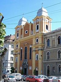 Cluj-Napoca Piarists' Church