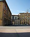 Piazza Napoleone, Lucca.JPG