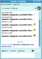 Pidgin Screenshot Chat Window.png