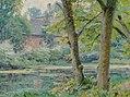 Pierre Blanc, Paysage de Tervuren, 1911, MNHA.jpg