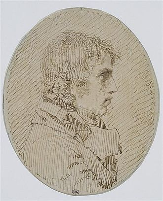 Pierre-Paul Prud'hon - Self-portrait