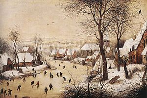 Pieter Bruegel the Elder - Winter Landscape with Skaters and Bird Trap - WGA03333.jpg