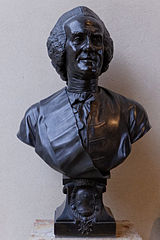 Bust of Georges-Martin Guérin (1710-1791)