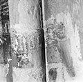 Pijler 11, Johannes, zuidwestzijde, tekstschildering - Amsterdam - 20013136 - RCE.jpg