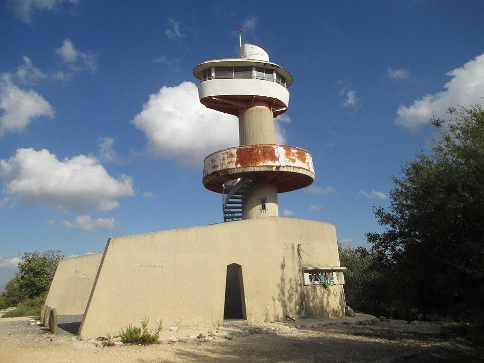 PikiWiki Israel 33230 Baram observatory tower