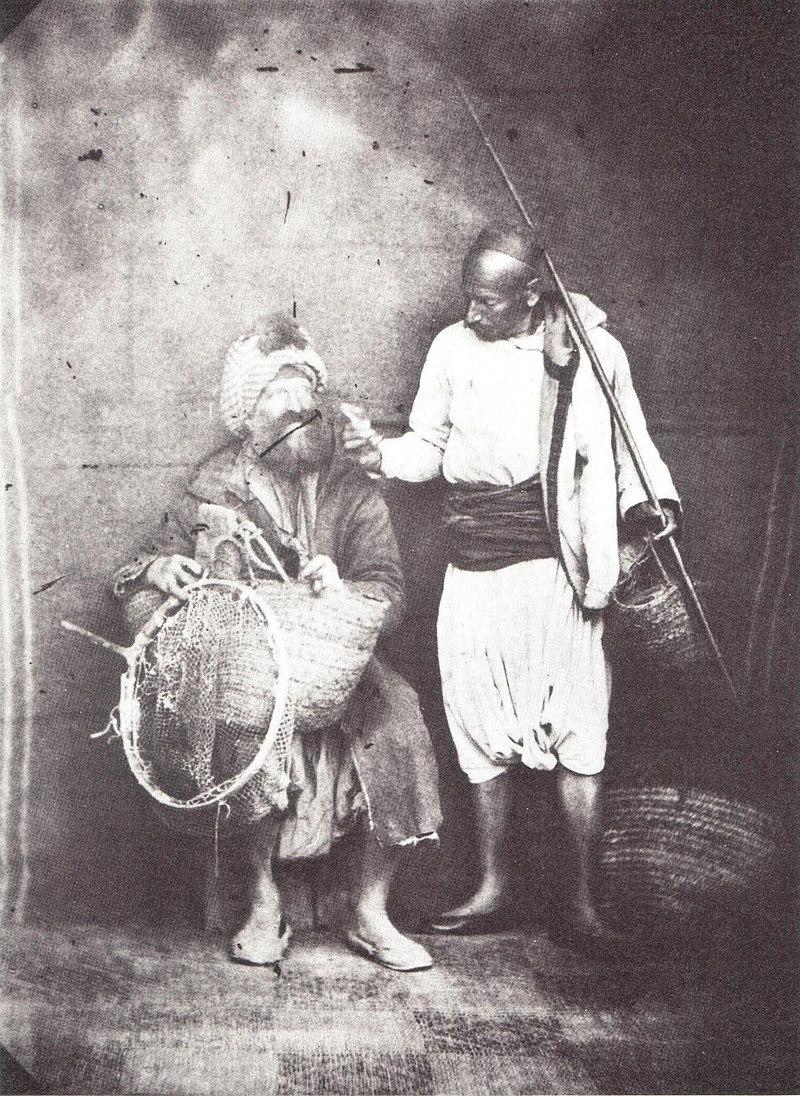 דייגים בטבריה