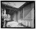 Pisgah National Forest Inn, Chewink Cabin, Blue Ridge Parkway Milepost 408.6, Asheville, Buncombe County, NC HABS NC-356-D-6.tif