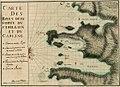 Plan du combat du Forillon en septembre 1694.jpg