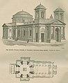 Plan kościoła Świętego Aleksandra w Warszawie uwieńczony drugą nagrodą Projekt St. Szyllera (77078).jpg
