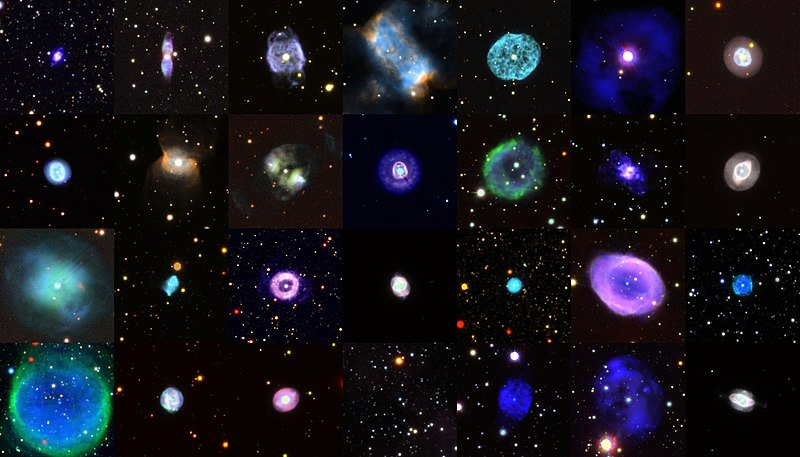File:Planetary Nebulae portfolio.jpg