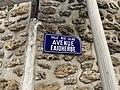 Plaque Avenue Faidherbe - Les Lilas (FR93) - 2021-04-28 - 2.jpg