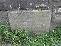Plaque on Garristown Bridge - geograph.org.uk - 846831.jpg