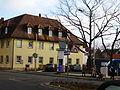 Platz an der ehemaligen Synagoge in Griesheim.JPG