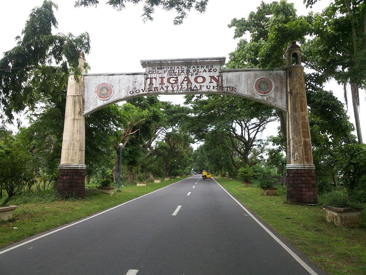 Tigaon Camarines Sur Wikipedia