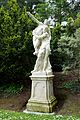 Pluto and Proserpine, sculptor unknown, 1700s, view 1 - Waddesdon Manor - Buckinghamshire, England - DSC07582.jpg