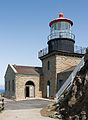 Point Sur Light Station – lighthouse as seen from the south.jpg