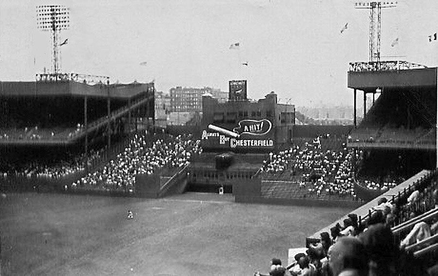 Polo Grounds circa 1952