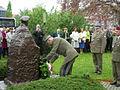 Pomnik gen. Maczka w Belgii.JPG