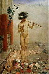 Pompeian Child