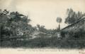 Pont du marais après destruction par le 3e régiment du génie en août 1914 (photo du 28 août 1914).png