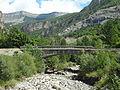 Pont du ravin du Couinier, RN 85.jpg
