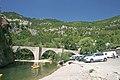 Pont sur le Tarn - Sainte-Énimie 01.JPG