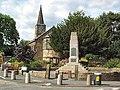 Pool war memorial and church - geograph.org.uk - 42274.jpg