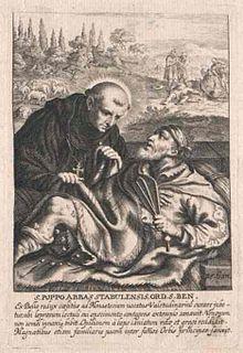 Abbot of Stavelot