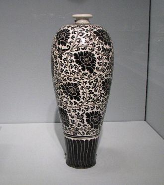 Meiping - Image: Porcelain Vase
