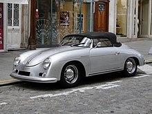 La 356 Speedster