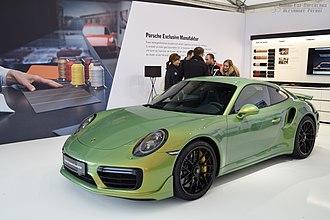 Porsche 991 - Porsche 911 (991) Turbo