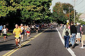 English: Portland Marathon.