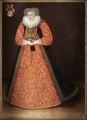 Porträtt, Amalia von Hatzfeldt - Skoklosters slott - 87716.tif