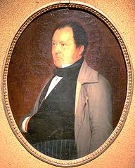 Portrait de monsieur Leblond