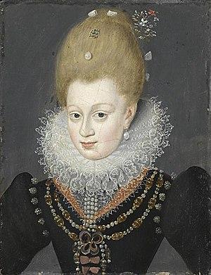 Estrées, Gabrielle d', (1571-1599)