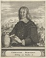 Portret van Christoph Bernhard von Galen, bisschop van Münster, RP-P-OB-55.607.jpg