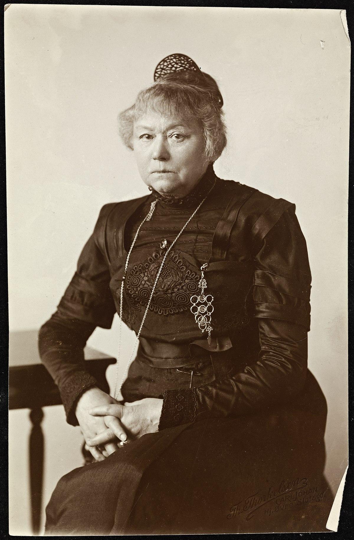 Harriet Backer Wikipedia